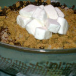 Slow Cooker Vegan S'mores Oatmeal – The Oatmeal that Makes You Want to Go Camping