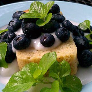 Vegan Slow Cooker Pound Cake