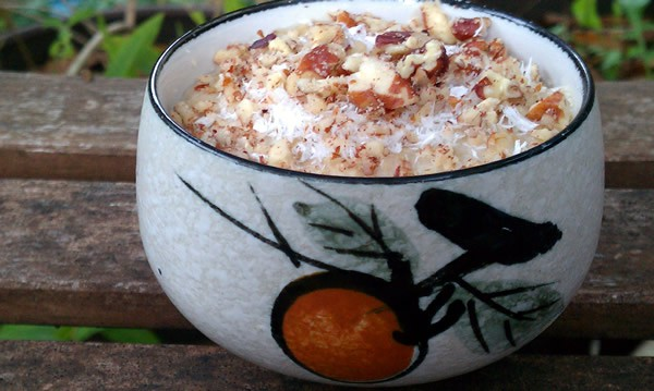 4 Warming Winter Slow Cooker Oatmeals