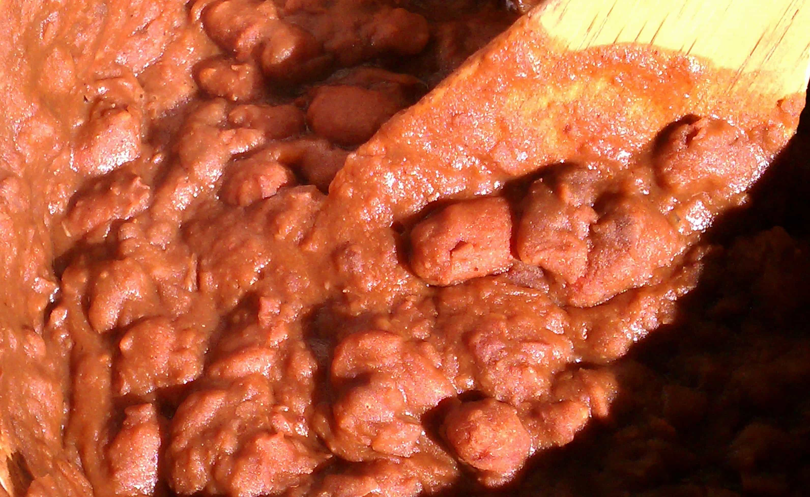 Beyond Easy (Not) Refried Beans
