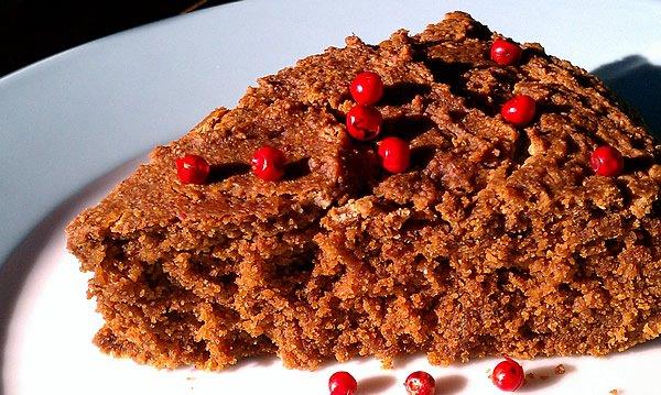 Pink Kitchen's Vegan Gingerbread Scones