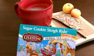 Slow Cooker Sugar Cookie Hot Toddy for 2