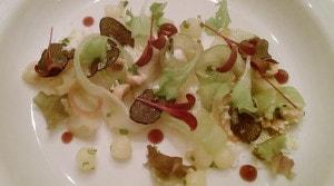 Amazing Vegan Meal at Fearrington House