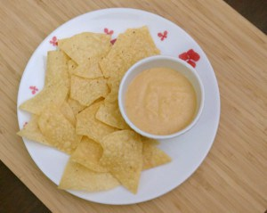 Vegan Queso for Cinco de Mayo