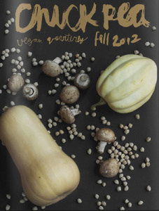 It's Here! Fall 2012 Chickpea Magazine