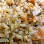 Summer Squash Pilaf: A Rice Cooker Recipe