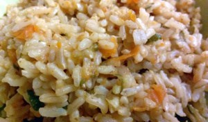 Summer Squash Pilaf: A Rice Cooker Recipe