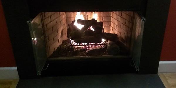 Fireplace Chili Mac for VeganMofo