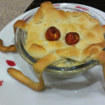 Tentacled Monster Pot Pie (or My Belated Halloween Post)