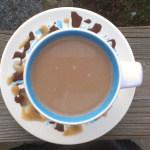 Guilt-Free Salted Caramel Mocha