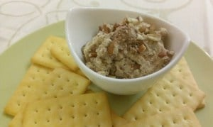 Easy Black-eyed Pea Pecan Pate