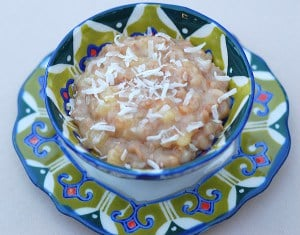 Pineapple Coconut Farro