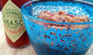 Quinoa with Black Beans