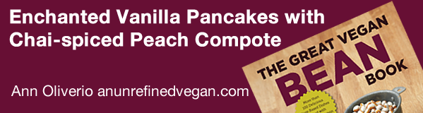 Bean-o-licious Pancakes