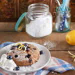 Vegan Slow Cooking for Two Launches – Let's Celebrate with a Blueberry Lemon Cake from Your Slow Cooker!