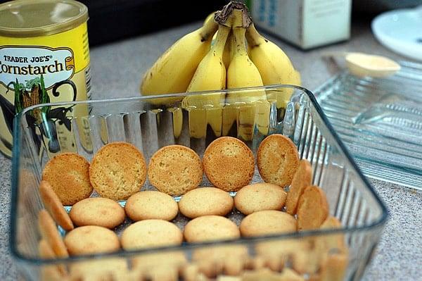 Vegan Banana Pudding with Easy Vanilla Pudding Recipe