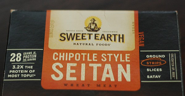 Sweet Earth Chorizo Seitan Rocks!