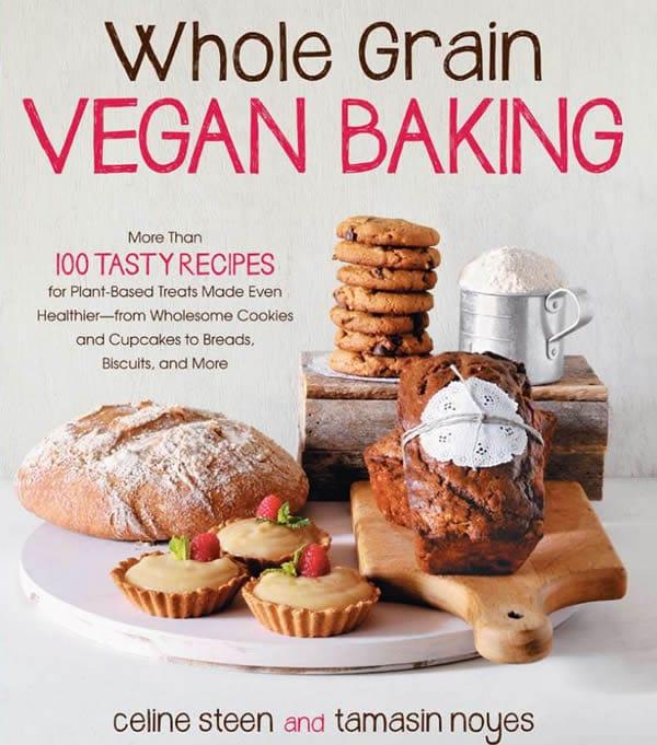 Hazelnut Shortbread Fingers from Whole Grain Vegan Baking