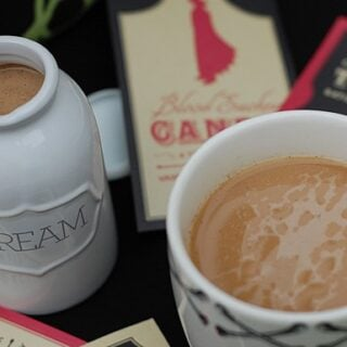 Pumpkin Spice Cashew Creamer with Coconut Sugar