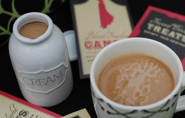 Pumpkin Spice Cashew Creamer from HealthySlowCooking.com