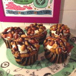 Halloween Candy Bar Cupcakes