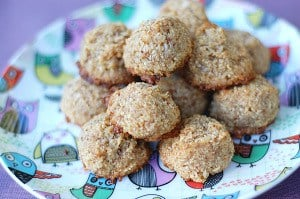 Ricki Heller's Macaroon Recipe and a Giveaway
