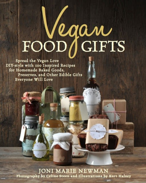 Vegan Food Gifts and a Giveaway!