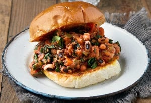Sloppy Black-Eyed Peas