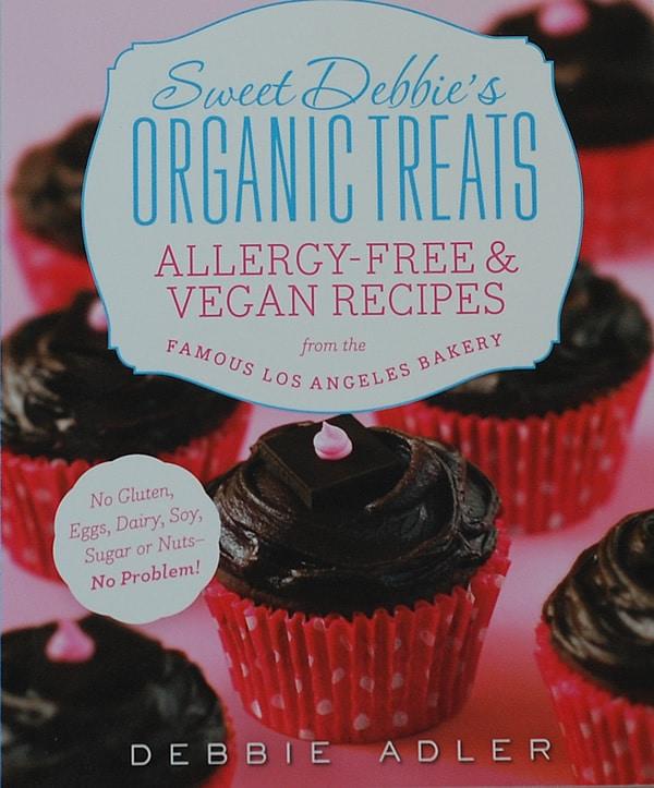 Sweet Debbie's Organic Treats Giveaway and Review