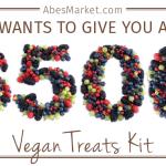 Abe's Market Vegan Giveaway