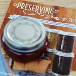 Pomona's Pectin Book Review and Strawberry-Vanilla Preserves