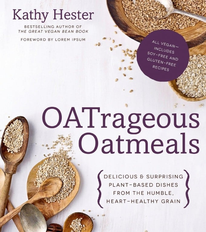 OATrageous Oatmeals - Giveaway Ended