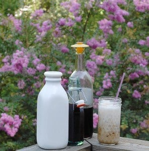 A Lavender Syrup for Your Coffee