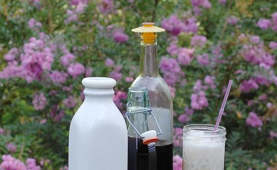 Lavender Coconut Sugar Coffee Syrup #vegan #paleo #rootforveggies