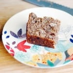 Vegan Whole Wheat Bourbon Banana Bread