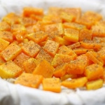 Autumn Phyllo Pie with Butternut Squash