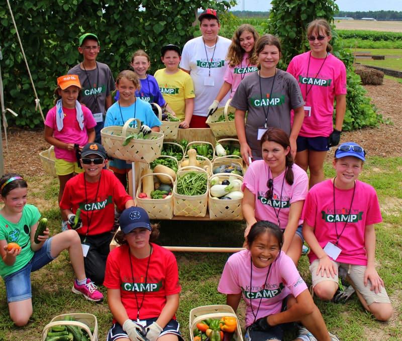 Katie's Krop Camp