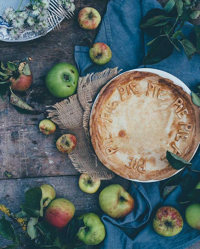 Vegan Thanksgiving Pies
