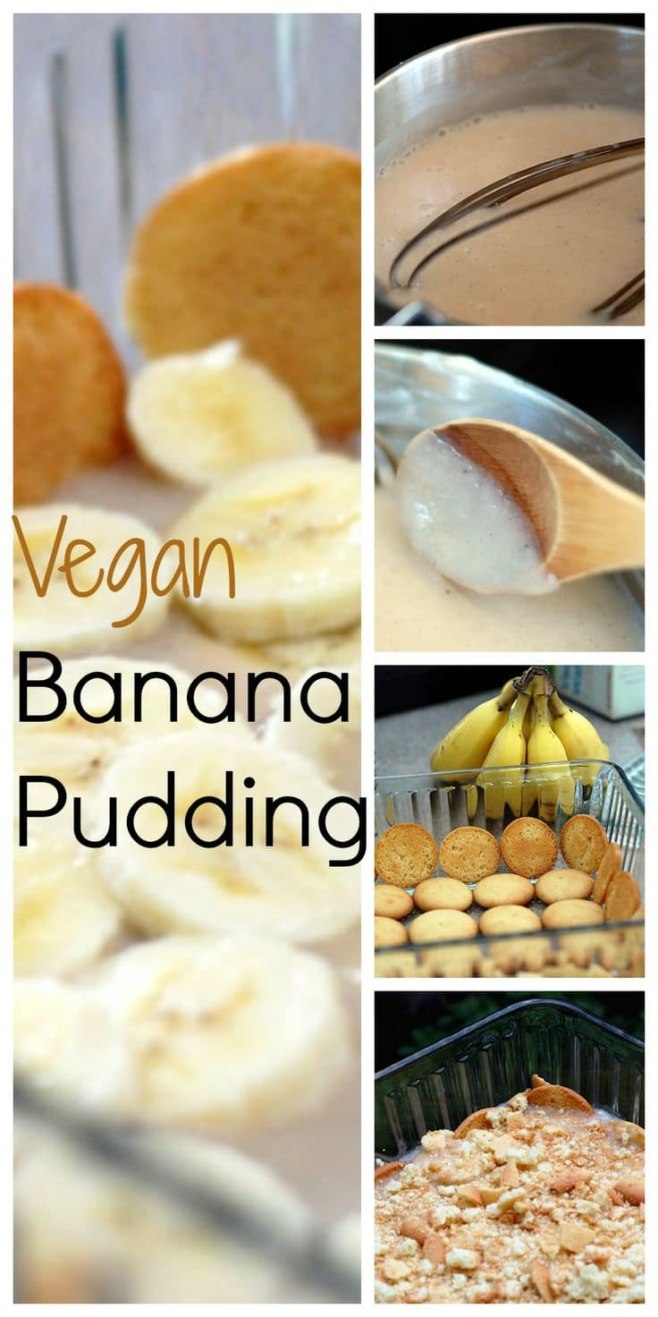 Vegan Banana Pudding from HealthySlowCooking.com