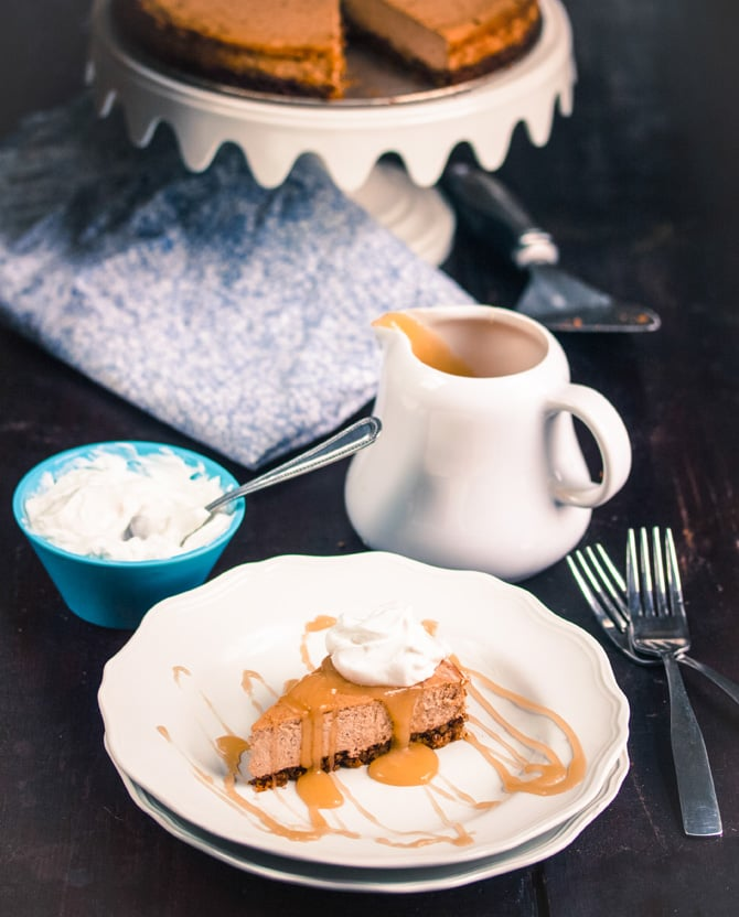Carrot Applesauce Cake from Sweet Eats for All