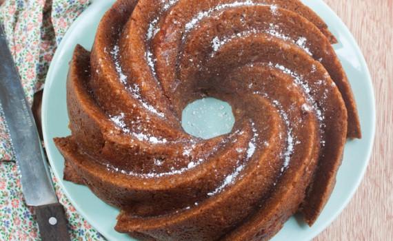 Carrot Applesauce Gluten-free Cake from Sweet Eats by Allyson Kramer