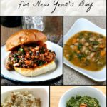 Black-Eyed Peas and Greens for New Year's Day