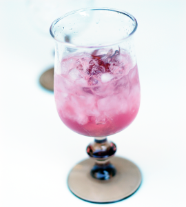 Heartbreaker Rose Syrup Tequila Cocktail for Valentine's Day