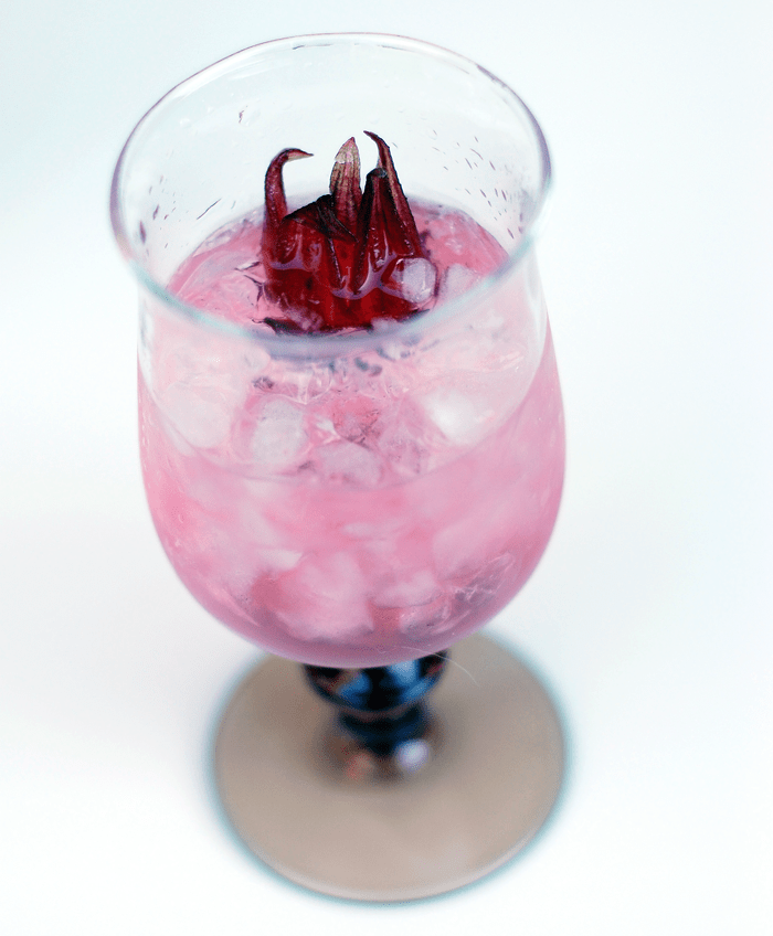 Heartbreaker Rose Syrup Tequila Cocktail