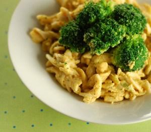 Creamy Vegetable-based Vegan Cheese Sauce
