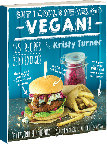 But I Could Never Go Vegan | HealthySlowCooking.com