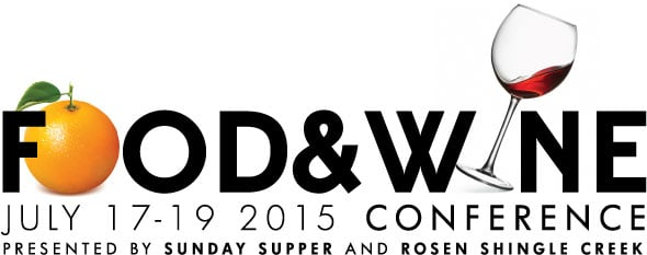 Food and Wine Conference #FWCon