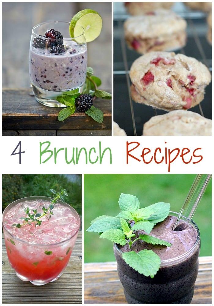 4 Vegan Brunch Recipes | HealthySlowCooking.com