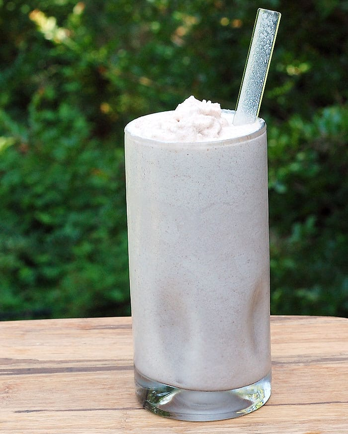 Vegan Coconut Pecan Shake from Your Pantry - No Ice Cream Needed!