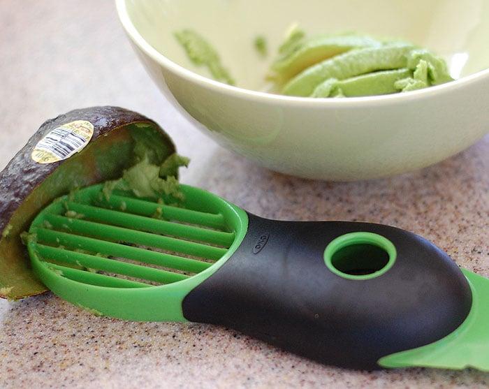 Sriracha Avocado Chickpea Salad | HealthySlowCooking.com